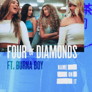"Four of Diamonds >> single ""The Writer"" (ft. Mr Eazi) Artwork_5b17e69cbea13_FourOfDiamonds-NameOnIt-FtBurnaBoy-3000x3000_5b17e69ce469b"