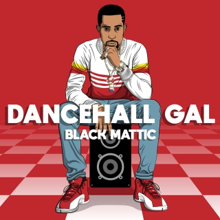 black gal dance